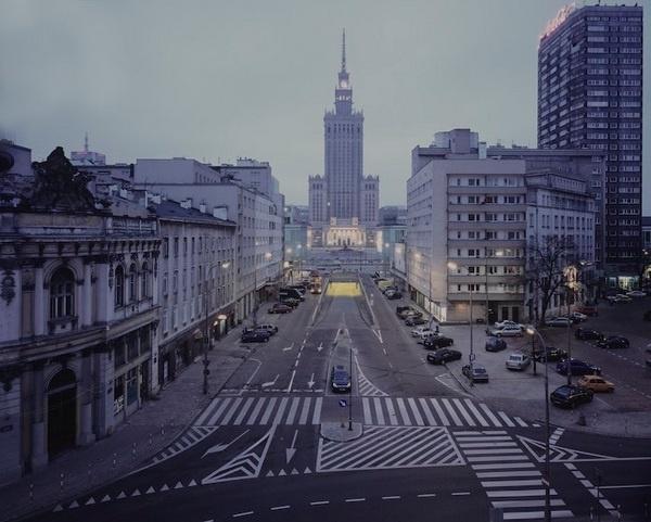 Warsaw  by Szymon Roginski
