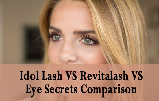 Idol Lash VS Revitalash VS Eye Secrets Comparison  If you have a fewer eyelashes then you should try these eyelash extension products to get thicker, fuller and healthier eyelashes. Know more at: http://www.eyelidslift.com/blog/compare-idollash-revitalash-eyesecrets