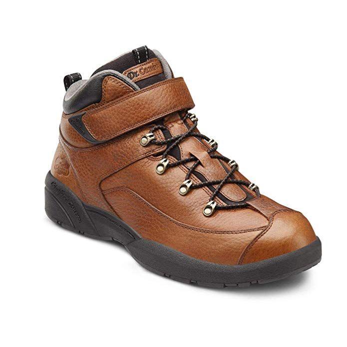 e7531932ce0 Dr. Comfort Ranger Men's Therapeutic Diabetic Extra Depth Hiking ...