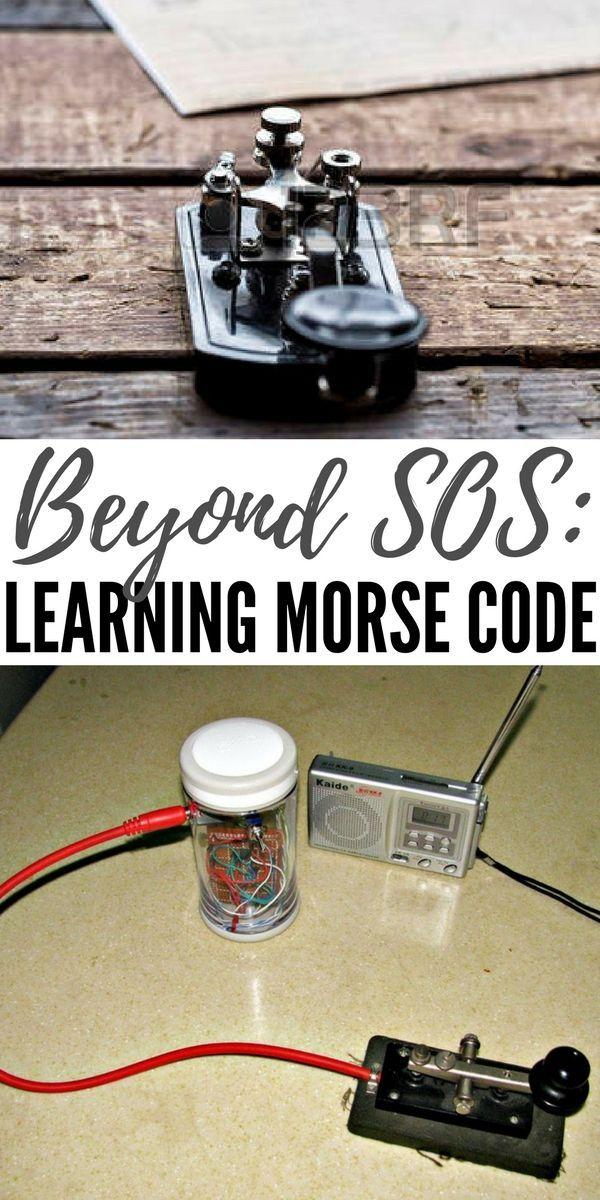Best 25+ Morse code for sos ideas on Pinterest Code for, Random - sample morse code chart