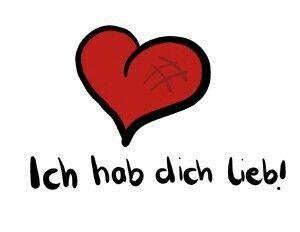 Ich liebe dich!!!!!! ♥♥♥ Ich bin eine Idiotin  Aber ein Versuch  auf jeden Fall wert.