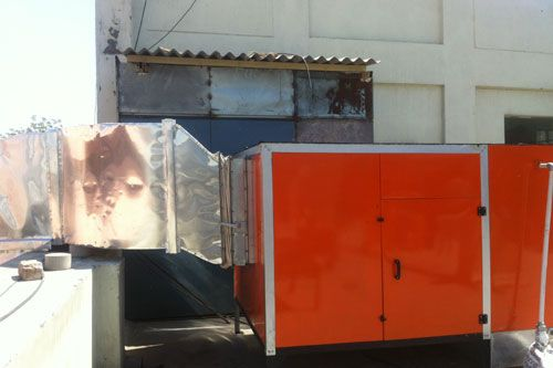 """""""AMR QTECH AIR is a leading manufacturer and Exporter of Air Washer, Air Cooling system, Air cooling unit in India."""""""