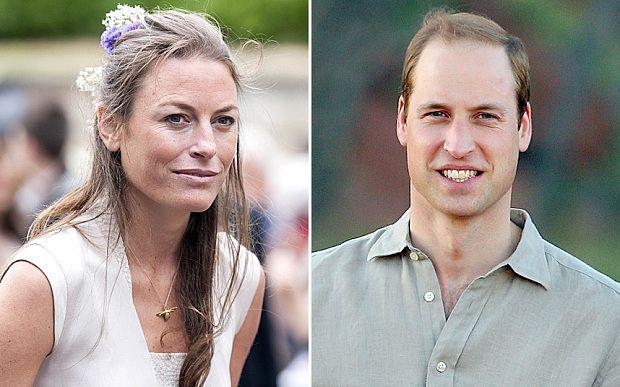 Πρίγκιπας Ουίλιαμ: Άφησε τη γυναίκα και τα παιδιά του το Πάσχα για να παραστεί στον γάμο της πρώην ερωμένης του