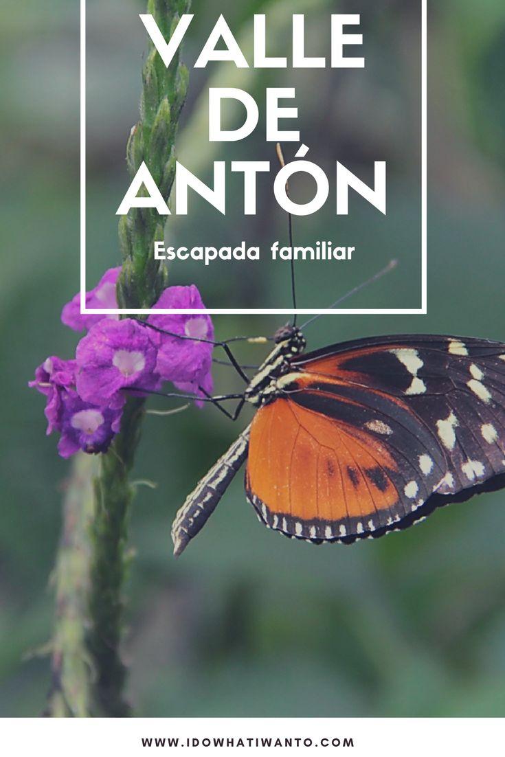 La perfecta escapada familiar no muy lejos de Ciudad de Panamá. Descubre la naturaleza que El Valle ofrece. Viajando por Panamá. Pasión por los viajes en America Central
