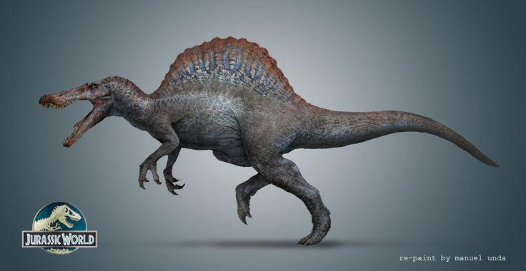 Spinosaurus by MANUSAURIO.deviantart.com on @DeviantArt