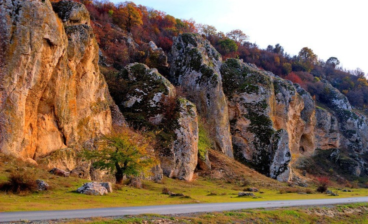Cheile Dobrogei, Romania  photo: Alexandru Olteanu