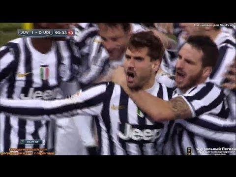 Fernando Llorente Goal   Juventus vs Udinese 1 0 HDFernando Llorente Juventus Goal