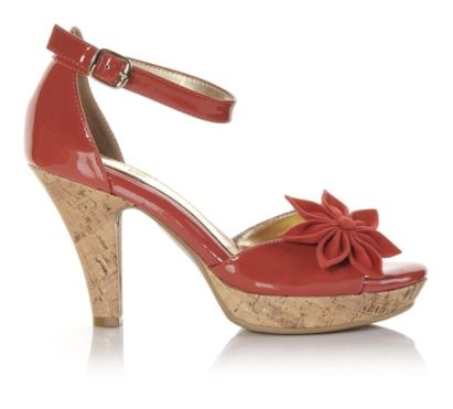 Little red riding shoe...:)