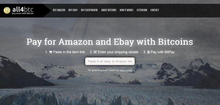 Now you can buy #Amazon and #Ebay items using Bitcoins -http://cryptocoinshops.com/all4btc/