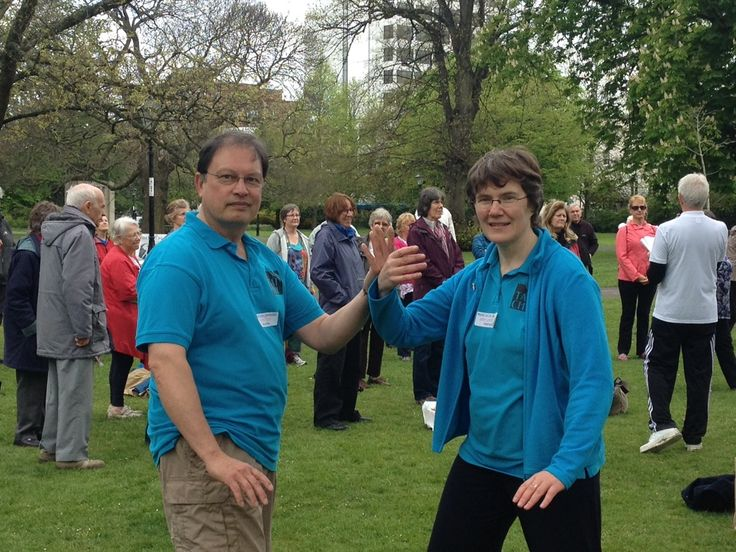 Longwater Tai Chi with Jane and Patrick Foley