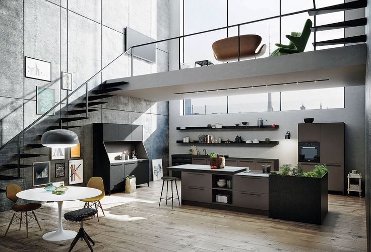 De nieuwe SieMatic keuken met vrijstaande keuken-unit URBAN lifestyle - SieMatic 29