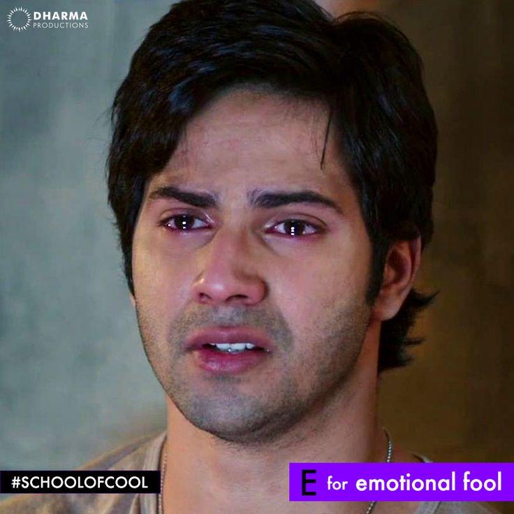 E for Emotional Fool