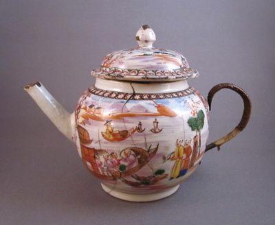 Chinese teapot, c.1780