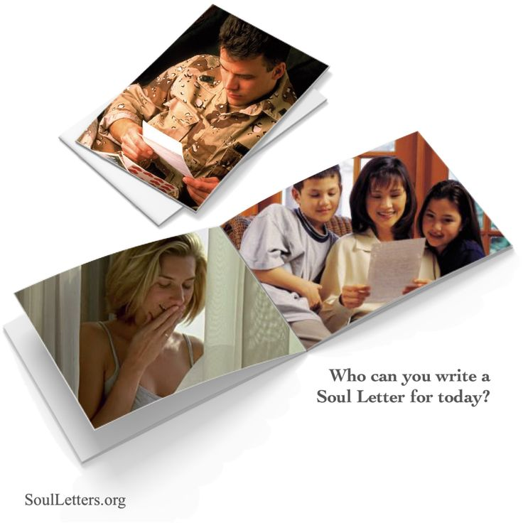 The top 10 people you should write a soul letter for
