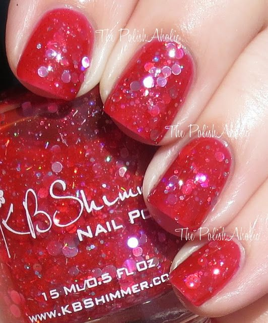 KBShimmer Fall 2013 Collection Swatches