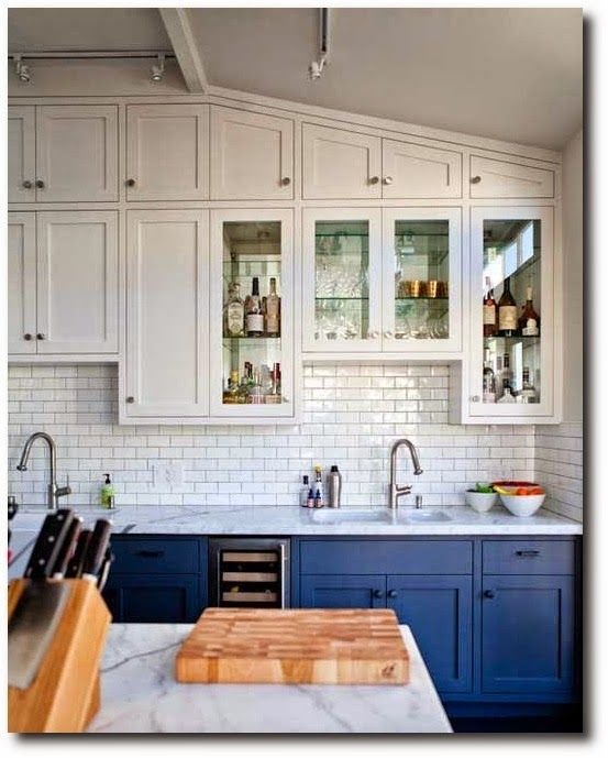 Our Kitchen Mood Our Cabinet Color: 17 Best Ideas About Two Toned Cabinets On Pinterest