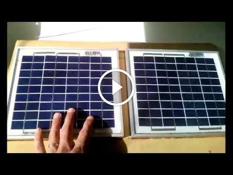 # 67 Painel Solar  10W  - Carrega bateria de Carro? Precisa de Controlador de Carga?                                           Apos 3 anos de uso, resolvi refazer as conexões do meu pequeno painel solar, na tentativa de otimizar o desempenho. source                                    construindo painel fotovoltaico, construindo painel solar, construindo painel solar caseiro dicas células fotovoltaicas, construindo painel solar fotovoltaico, construir paineis solares f