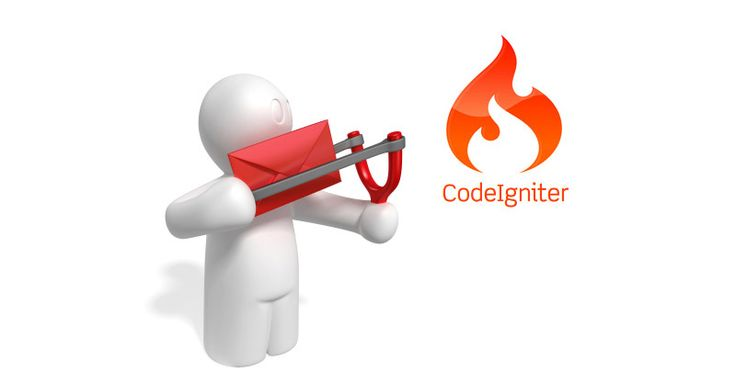 Enviar correos mediante CodeIgniter