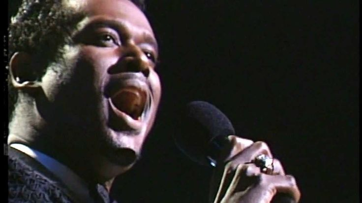 "Luther Vandross "" So Amazing """