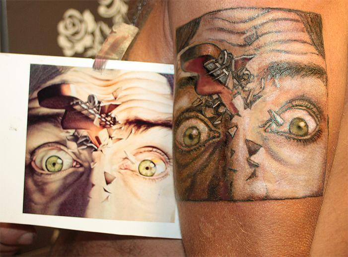 Beste Tattoos vom Kölner Tätowierer - Tattoostudio Kunstlust