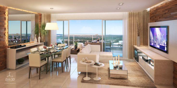 O Moma é um empreendimento com apartamentos de luxo na cidade de Fortaleza com traços que encantam pela beleza e sofisticação. Uma obra que expressa a arte de viver bem.