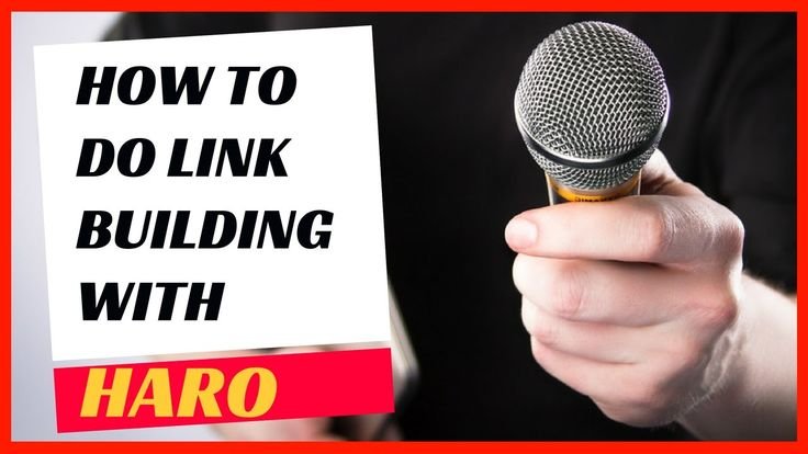 In this video, I show you how I use the website HARO (Help a reporter out) to create relationships with journalists, bloggers and influencers to earn mentions and natural white hat SEO links back to my website. Click the video to see a live demonstration of this tactic and an example of a published link as a result of using the service. #whitehatseo #linkbuildingtips #seotips #seotraining