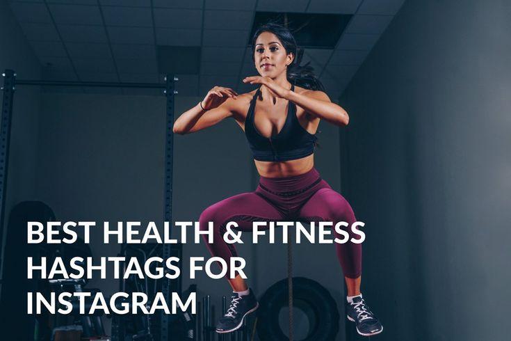 Best fitness hashtags for Instagram