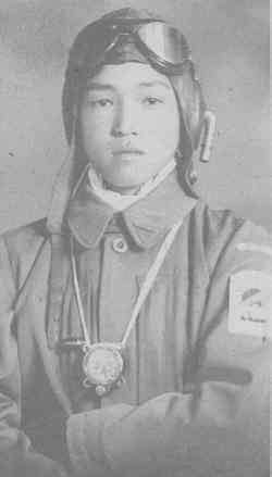 """From """"The Faces of Kamikaze Pilots"""" story by Torunn Sinclair on Storify — http://storify.com/TorunnSinclair/the-faces-of-kamikaze-pilots"""
