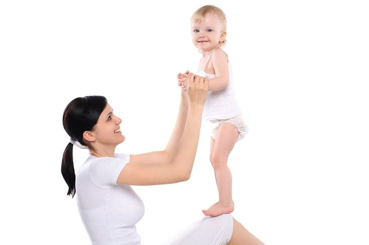 Toddler/Mama Yoga: A Guide to Downward-Dogging with Your Toddler