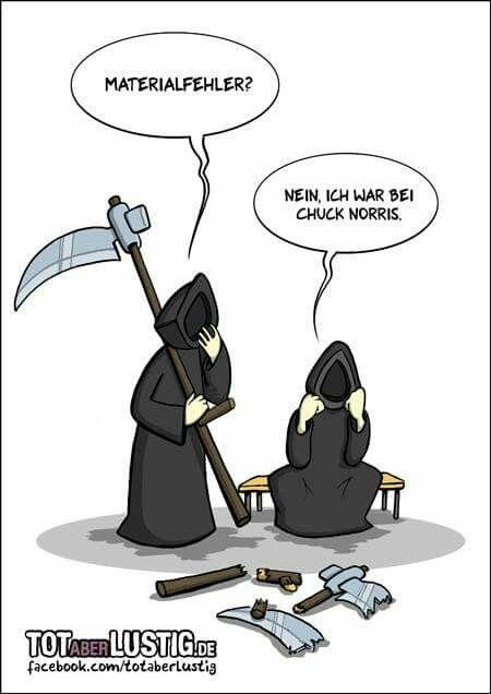 Tod aber lustig - Chuck Norris