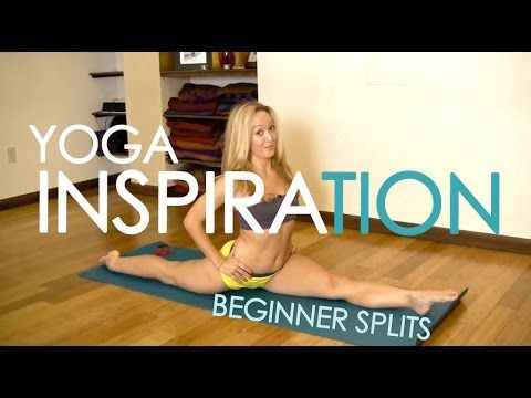 How To Do Splits For Beginners (Video)