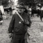 From a Moorpark Acorn newspaper multimedia blog - Annual Civil War Re-Enactment fund-raiser by the Moorpark Rotary Club.
