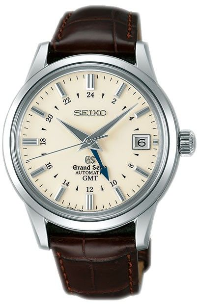 Grand Seiko Automatic GMT. Gorgeous. https://www.youtube.com/watch?v=pN3KsqclFAg