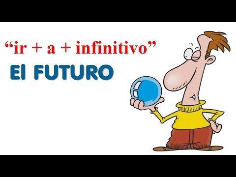 """El verbo 'ir' con los verbos infinitivos - """"Vivir Mi Vida"""" (con letra y fotos) - YouTube"""