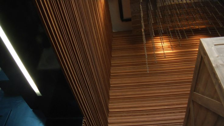 #Wall covering and creating complex environments and #designs becomes easy with #Woodn #Ornans.
