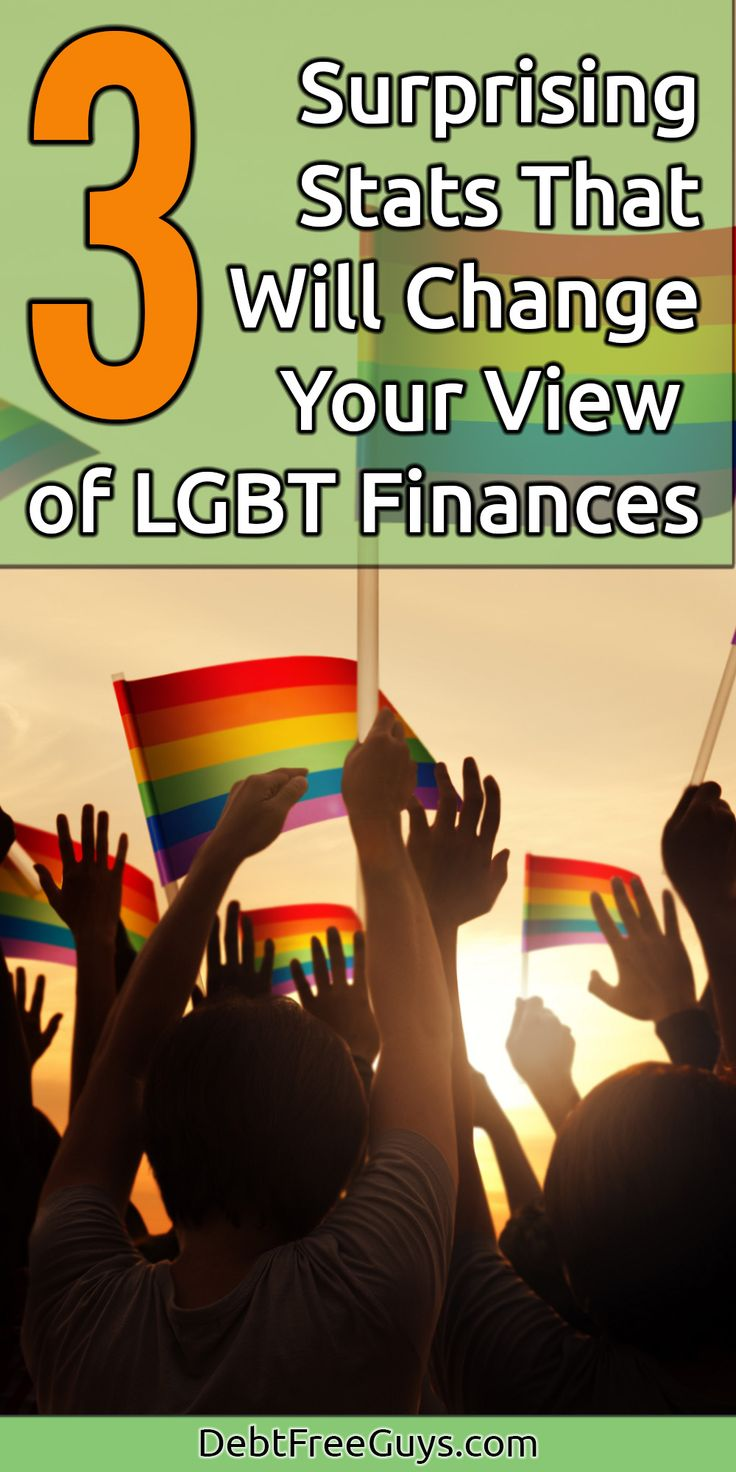 Find out how you compare to your LGBT peers when it comes to money, and find out what you can do to be better. This show will blow you away with three trends that'll change the way you see Queer Money. via @DebtFreeG