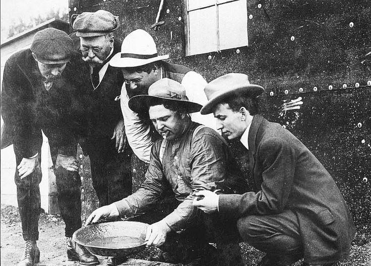 golden miners