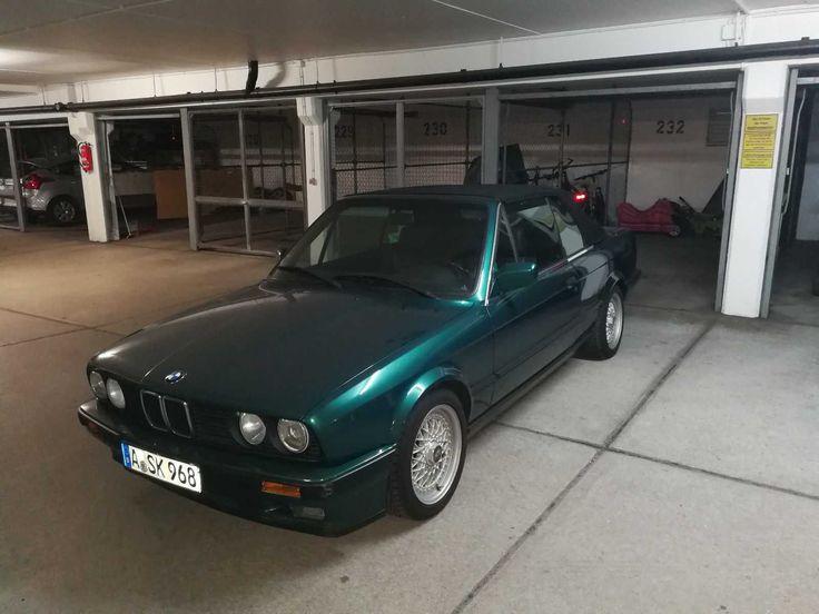 BMW 320i Cabrio E30 BBS RS