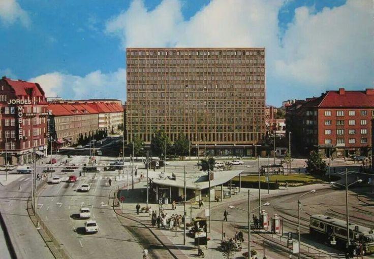Värnhemstorget Malmö
