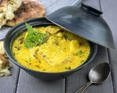 Curry de poisson au thermomix®