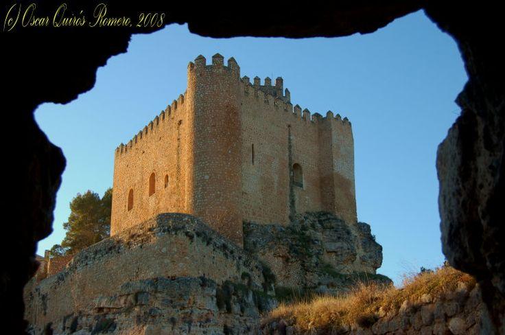 La Fortaleza de Don Juan Manuel (Alarcón, Cuenca)