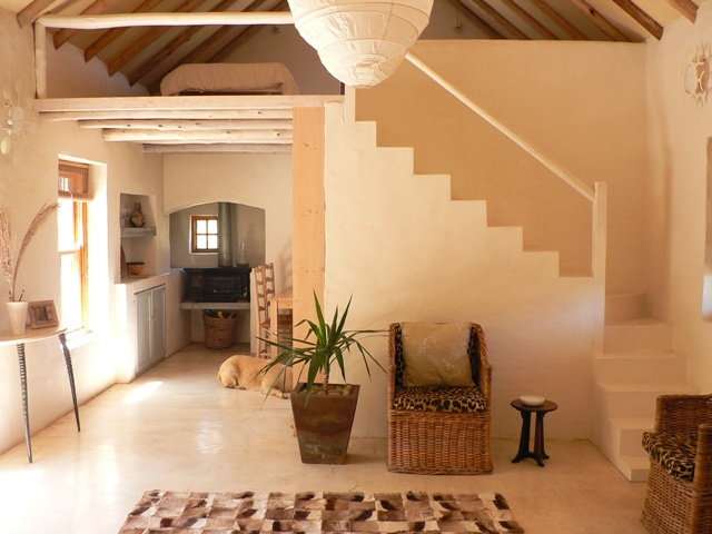 InKaroo cottage Barrydale