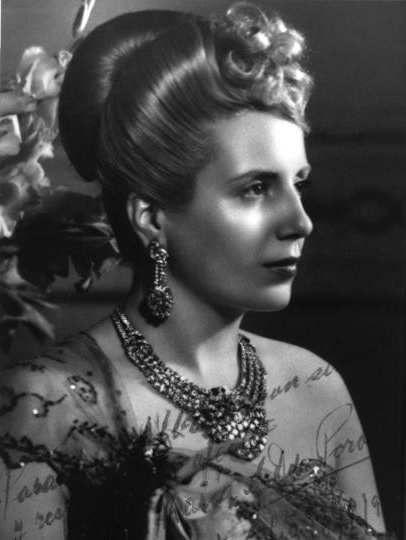 Evita Peron e a sua influência na Moda do século XX