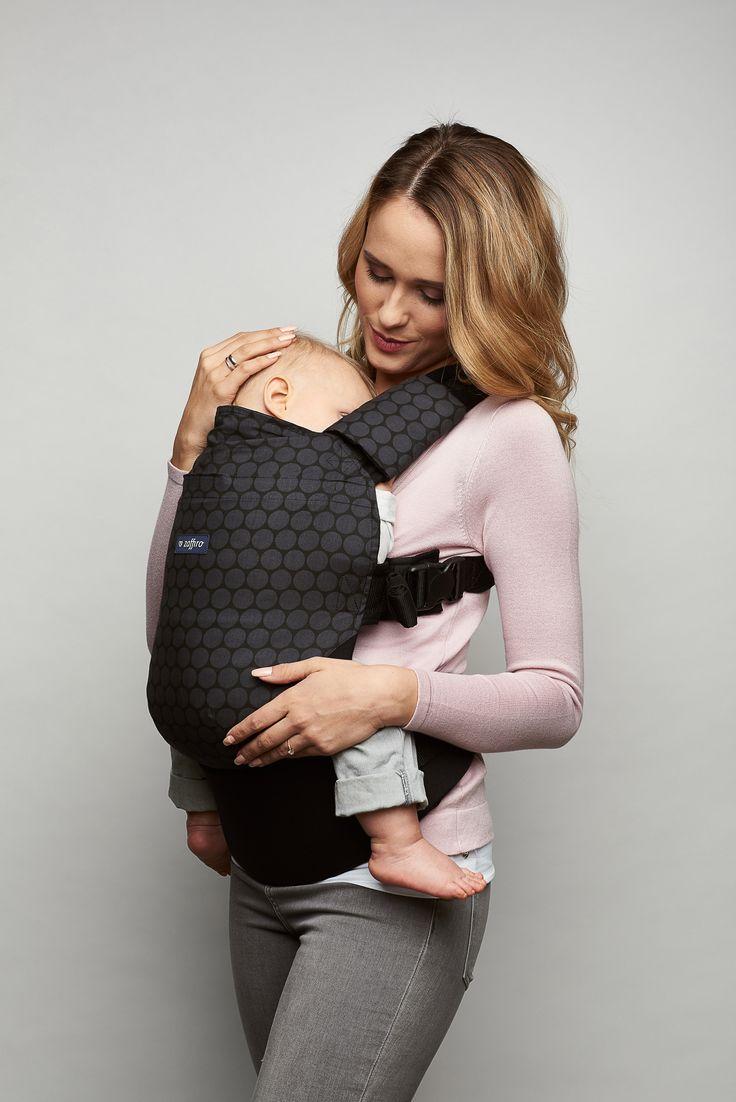 Baby carrier Zaffiro Care Graphite