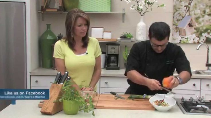 Today Colleen stops by to tell us all about growing fruit in our landscape. We also visit a wonderful winery - Creekside Estate Winery where we experience the charm of Wine Country and get a sneak peek at the Niagara New Vintage Festival that starts next weekend. Back in the Kitchen Chef Mark from La Piazza Allegra Restaurant shows a great way to freshen things up with Ceviche, a fun and interesting way to prepare a delightful meal. #Ceviche #WineLover