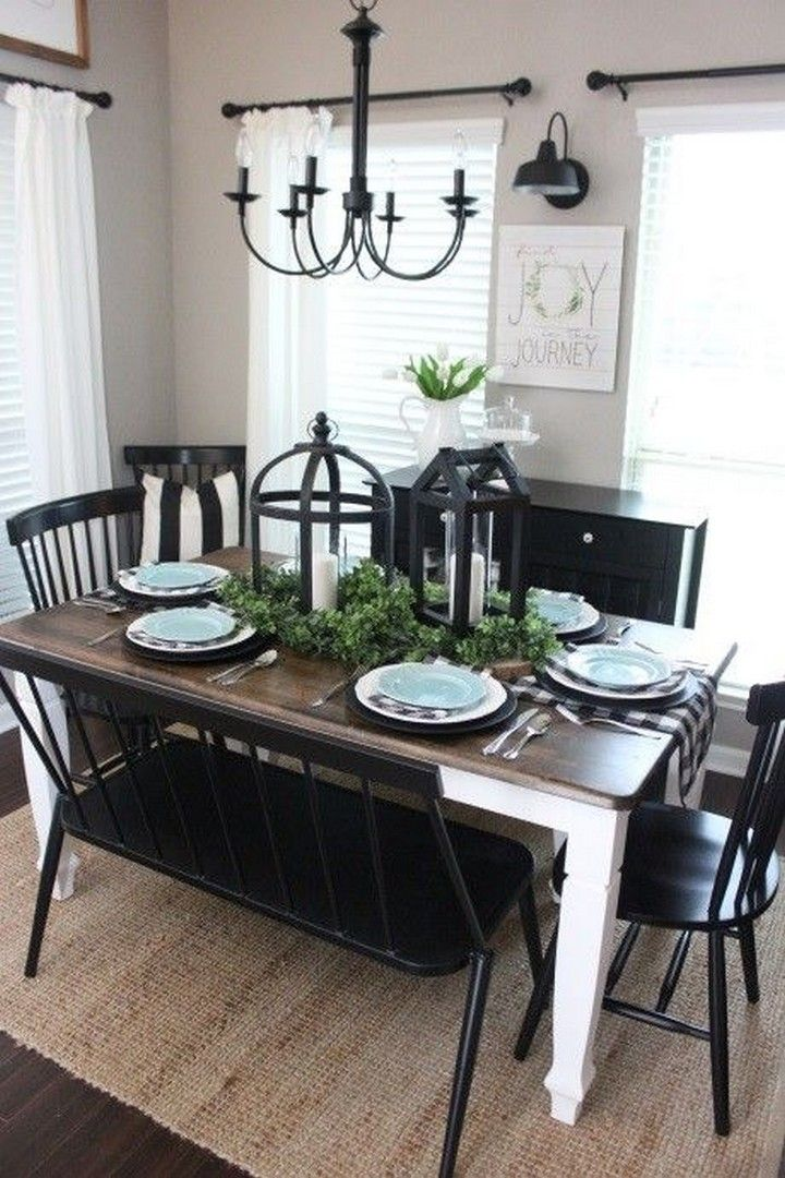Dining Room Decorating Ideas You Have To Try In 2020 Dinning Room Table Decor Dining Room Remodel Dining Room Small