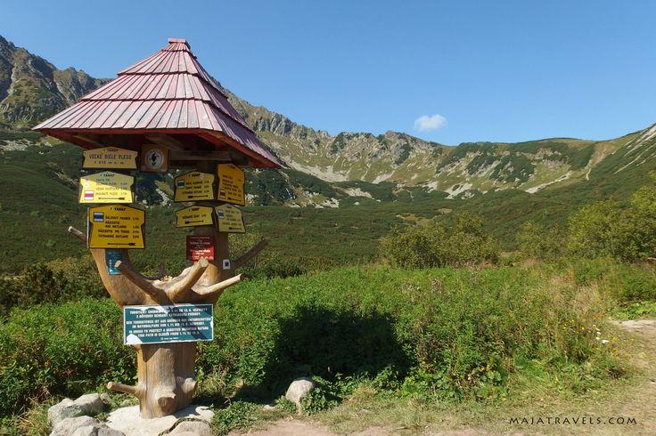 Belianske Tatras - mountain range in Slovakia