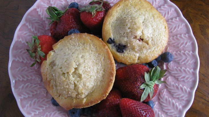 Very Berry Whole Wheat Muffins | Tasty Kitchen: A Happy Recipe ...