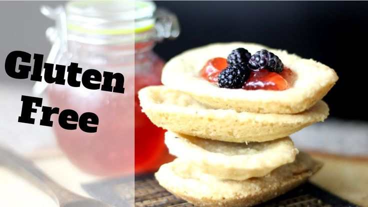 ADAM COOKS EVERYTHING: Gluten Free Lavender Shortbread Cookies with Natural Jenn
