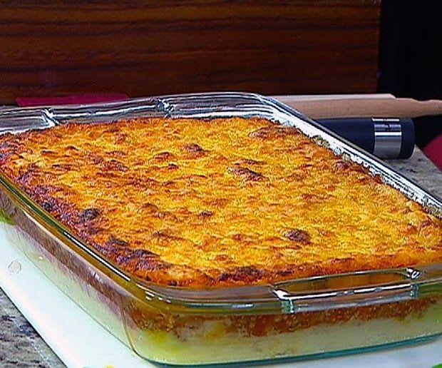 Recetas de cocina: Pastel de Yuca